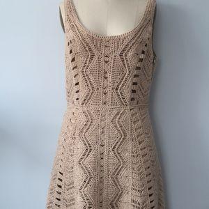 Kobi Halperin Crochet Dress